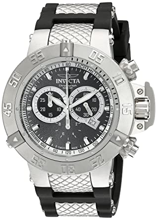 aab8637415e Amazon.com  Invicta Men s 5511 Subaqua Collection Chronograph Watch ...