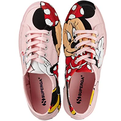 2750 DISNEY COTW S002BC0Damen Superga MINNIE Sneakerpinkpink 1JlFKc