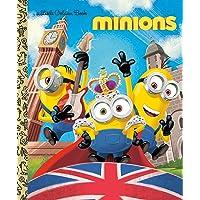 Minions (Little Golden Books)