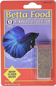 San Francisco Bay Brand ASF71401 Betta Pet Food Vial, 1gm