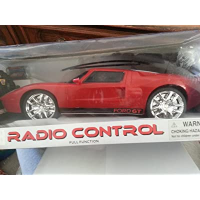 "Auto Trendz Ford Mustang GT Radio Control 13"" Long: Toys & Games"