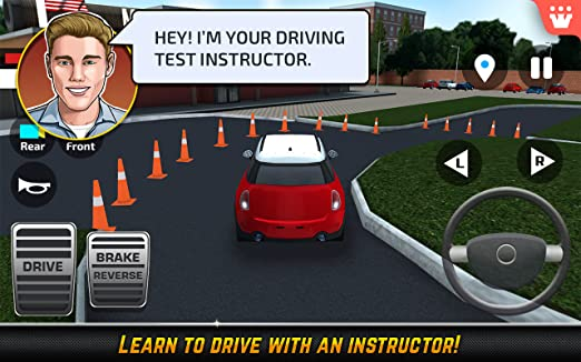 learn to drive games for pc