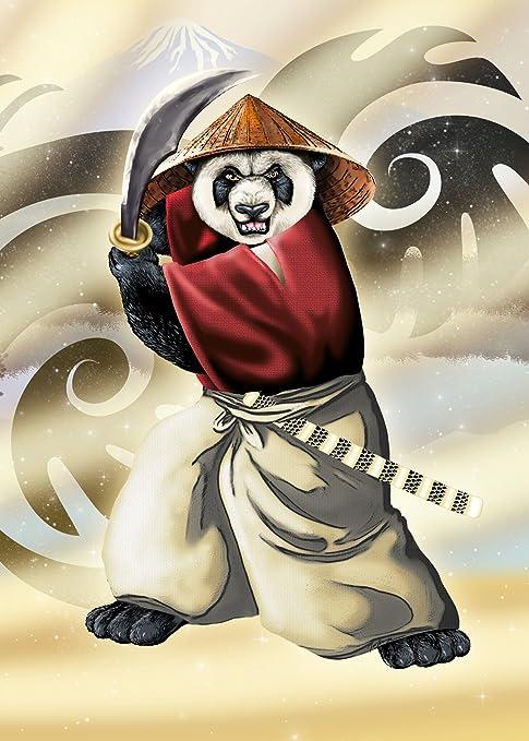 panda guerrero