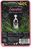 NatureDiet Sensitive Salmon With Vegetables And Rice Dog Food Trays 18 Pack