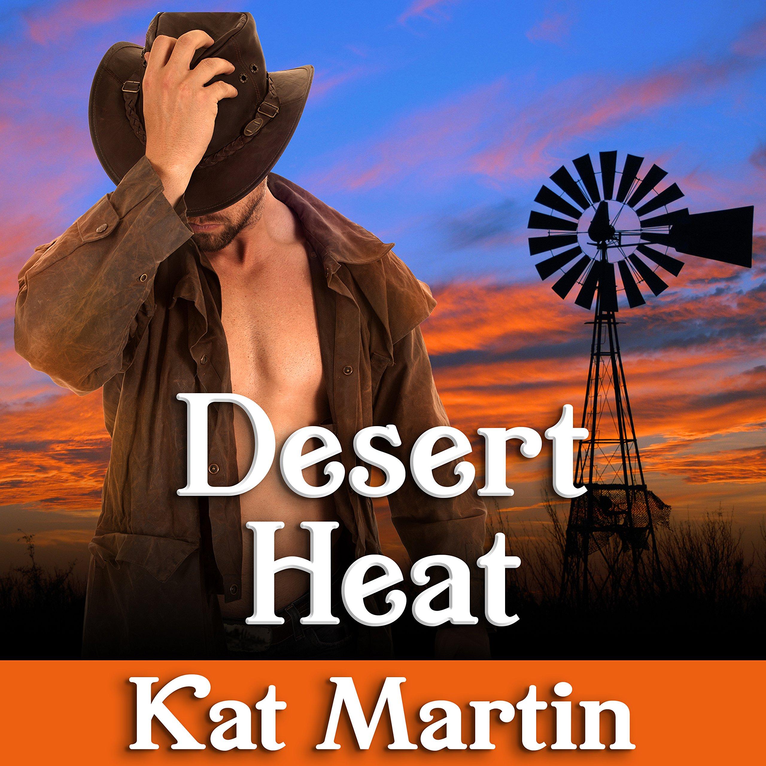 Desert Heat: Sinclair Sisters Series, Book 2
