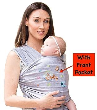 Amazon.com: Recién nacido, infantil, baby & bebé Wrap ...