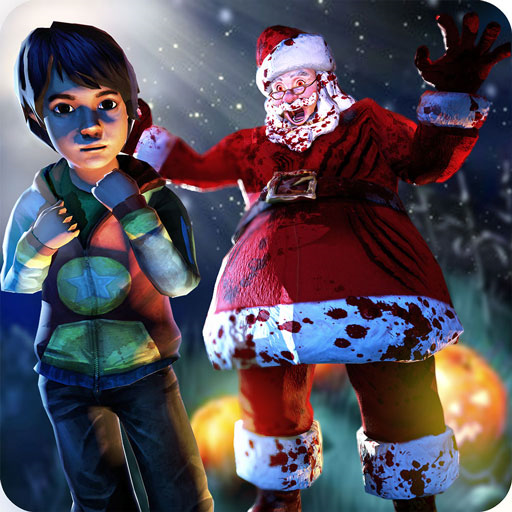Hello Santa - Scary Santa Claus: Haunted House Horror Escape Games