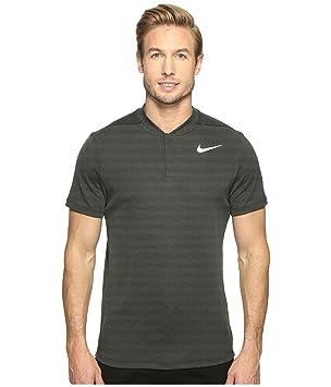 4187ca80 Nike AeroReact Men's Slim Fit Golf Polo Shirt, Black, Large-Tall, Shirts -  Amazon Canada
