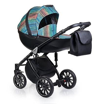 Sistema de viaje Anex 2 en 1 para bebé con cochecito y ...