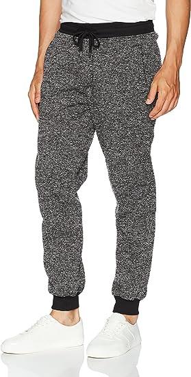 Black SP XX-Large Southpole Mens Fashion Fleece Jogger Pants
