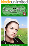 Handspun Hearts: Amish Sommer Family Farm (The Amish Sommer Family Farm Series Book 1)