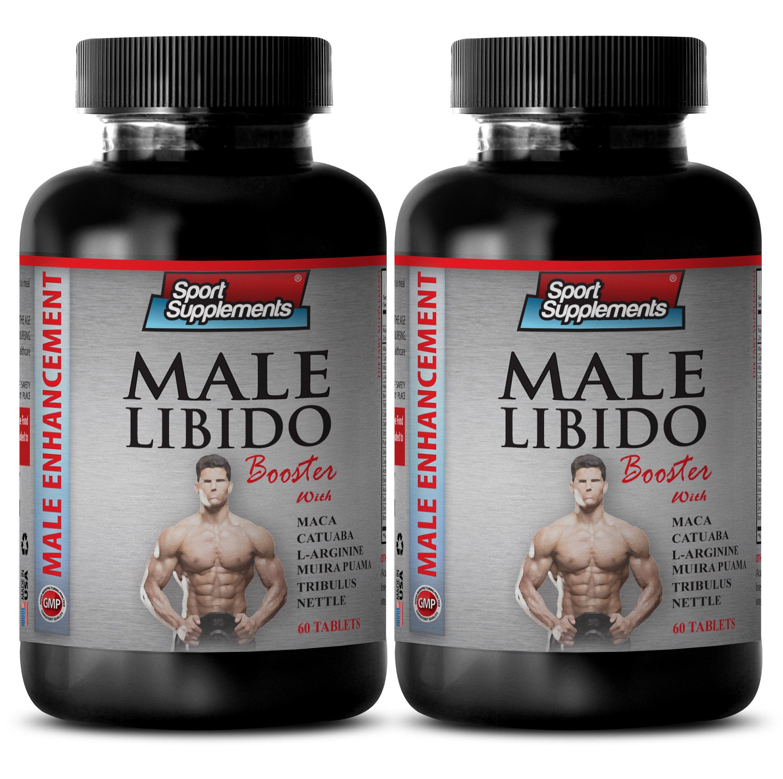 Catuaba root bark - Male Libido Booster - Regain sex drive (2 Bottles - 120 Tablets)