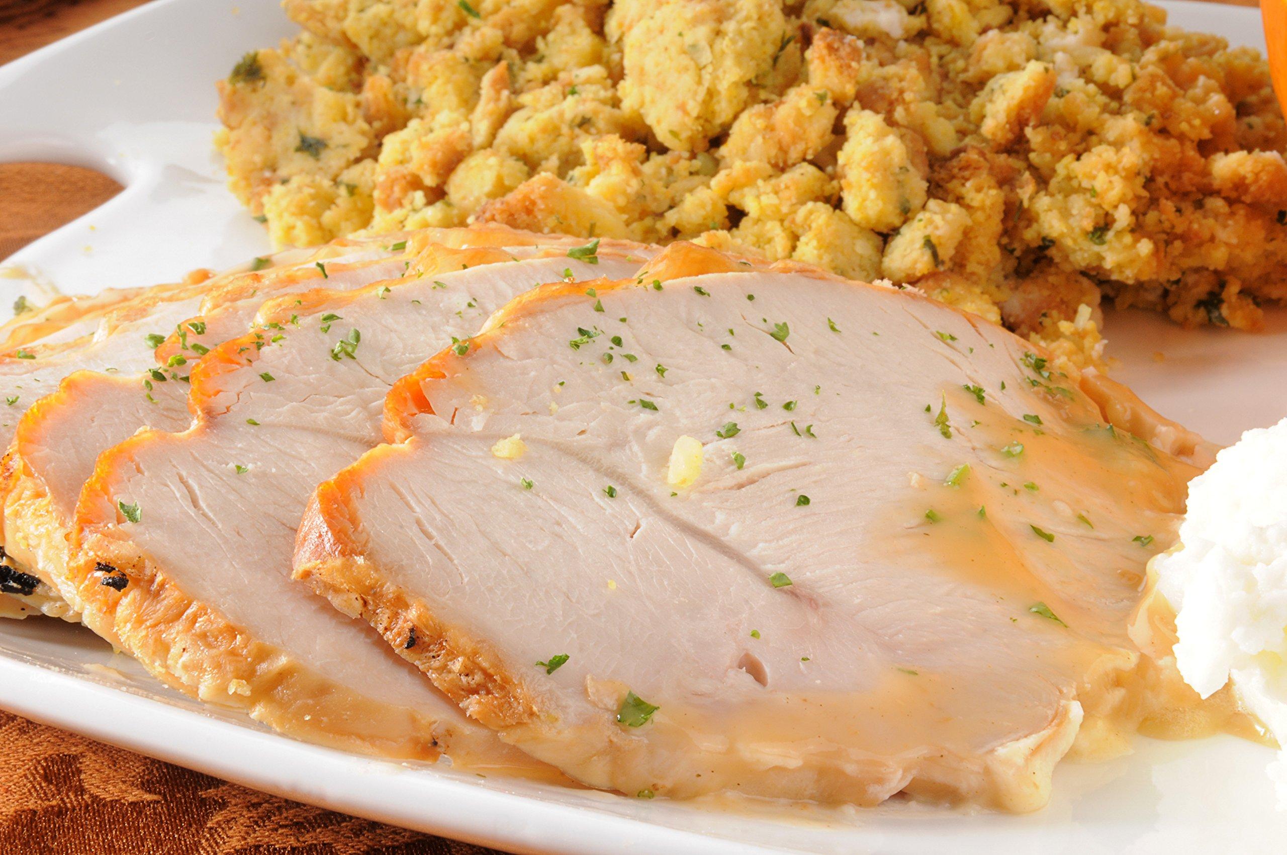 Kosher Sweet and Complete Turkey Dinner