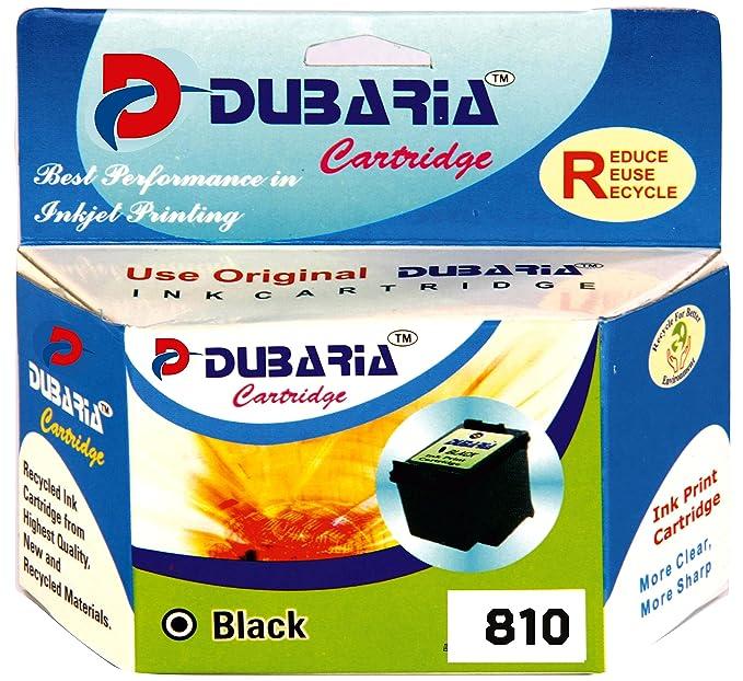 Dubaria 810 Toner Cartridges for Canon  Black