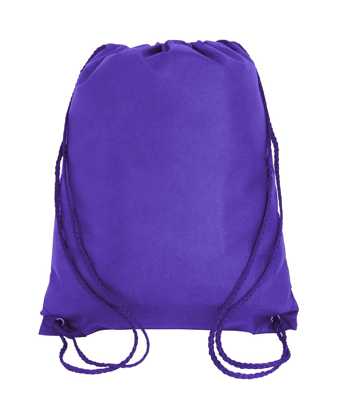 バルクDeal 。georgiabags予算価格巾着バッグ、小さいサイズジュニアCinchパック( 24 Pack ) B07CMRHJDM
