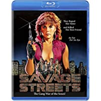 Savage Streets [Blu-ray]