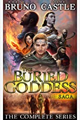 The Buried Goddess Saga: The Complete Series: (An Epic Fantasy Boxed Set: Books 1-6) Kindle Edition