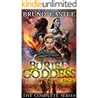The Buried Goddess Saga: The Complete Series: (An Epic Fantasy Boxed Set: Books 1-6) book cover