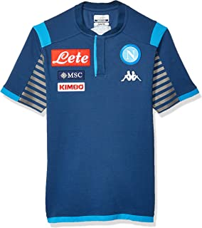 Amazon.com : Ssc Napoli Italian Serie A Mens Wind Jacket ...