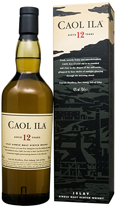 25 opinioni per Caol Ila Islay Malt 12 yo Single Malt Scotch Whisky