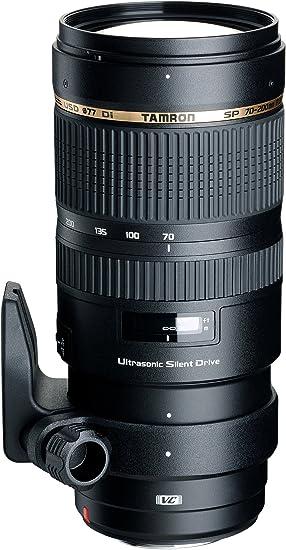 Tamron Sp 70 200mm F 2 8 Di Vc Usd Telezoom Objektiv Kamera