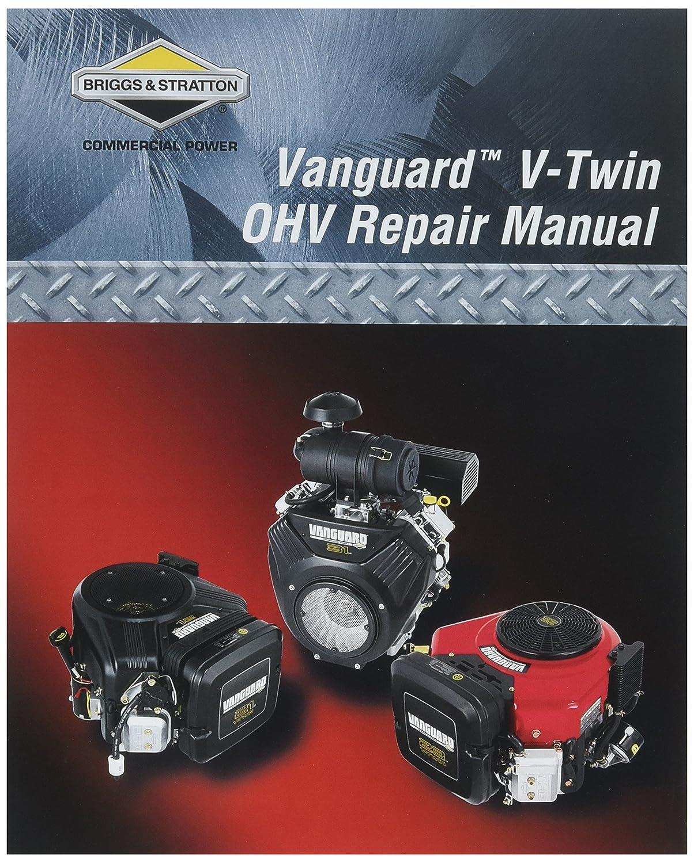 Briggs and Stratton Genuine 272144 Repair Manual: Amazon.co.uk: DIY & Tools