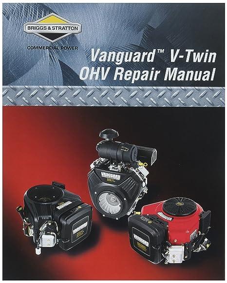 amazon com briggs stratton 272144 vanguard v twin ohv repair rh amazon com Vanguard Brake 20Hp Vanguard V-Twin