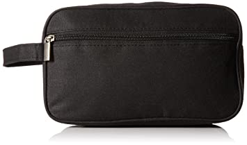 410ad3e2d6 Amazon.com   Bags for Less Toiletry Cosmetics Travel Bag