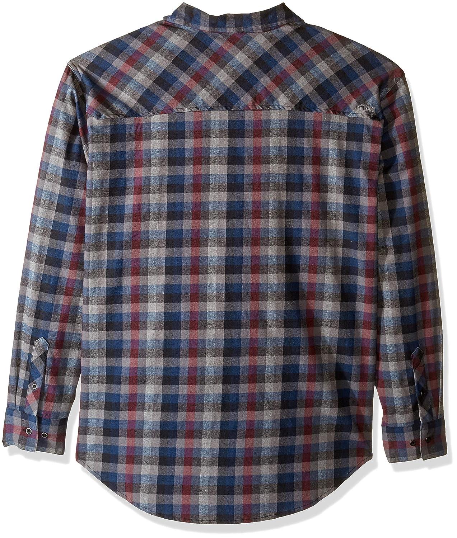 Mountain Khakis Mens Peaks Flannel Shirt