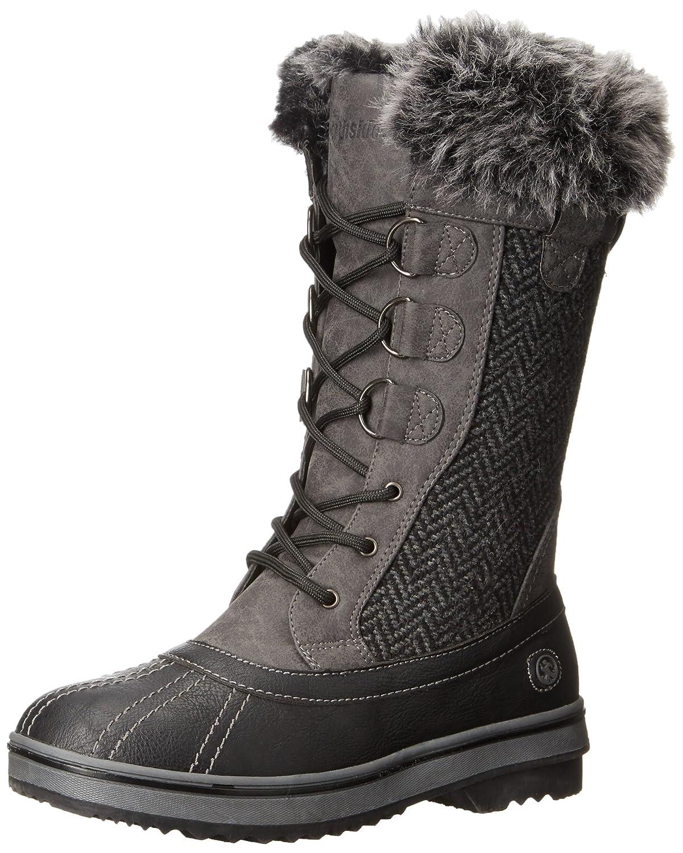 Northside Women's Bishop Snow Boot B01BQV724I 7 B(M) US|Charcoal