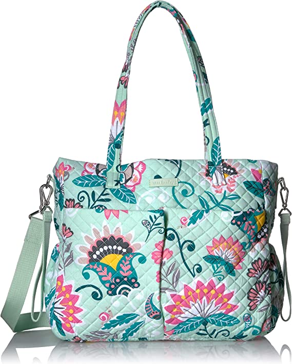 The Vera Bradley Iconic Ultimate Baby Bag, Signature Cotton travel product recommended by Barbara Nevers on Lifney.