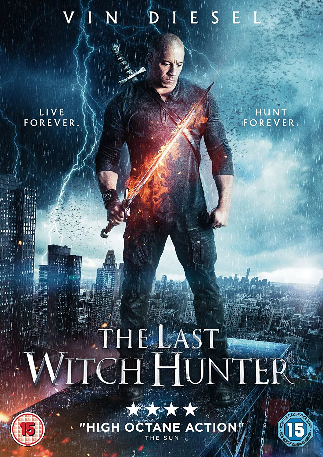 Bildresultat för the last witch hunter