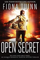 Open Secret (FBI Joint Task Force Series Book 1) Kindle Edition