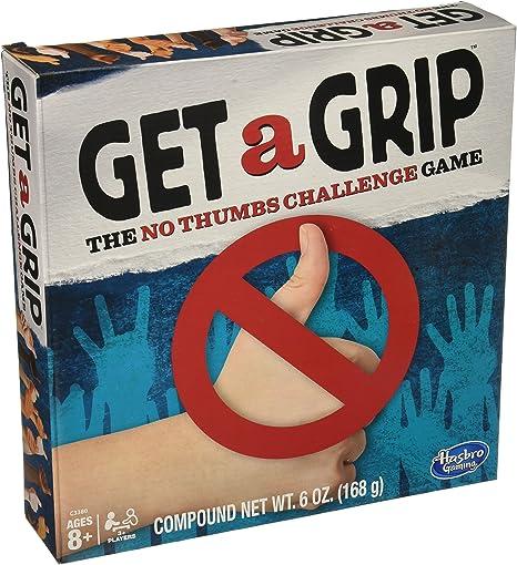 Hasbro Gaming Get a Grip jeu
