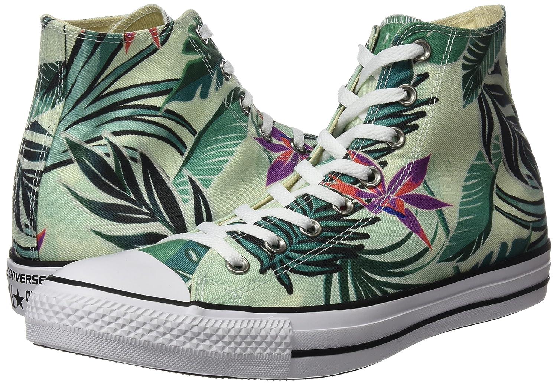 34feb54509fe Amazon.com  Converse Chuck Taylor All Star Tropical Print - Fibreglass Menta  White (Floral) Womens Trainers 5 US  Shoes