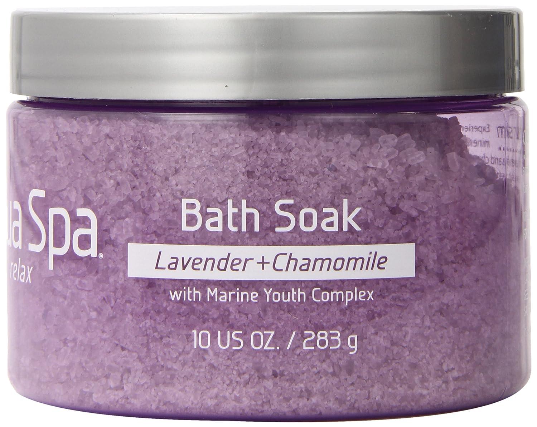 Aqua Spa Relax Bath Soak, 10 Ounce