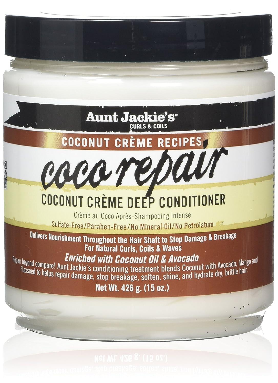 Aunt Jackies Coconut Creme Coco Repair Mousses, 436 ml 688158