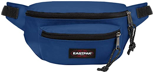 229 opinioni per Eastpak Doggy Bag Marsupio Sportivo, 3 Litri, Blu (Bonded Blue)