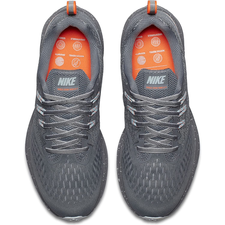 4bffb8bc23f6 ... ebay amazon nike womens air zoom winflo 4 shield running shoe road  running fab7d 48f5c