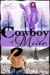 Cowboy of Mine (The Glimpse Time Travel Book 3) Kindle Edition