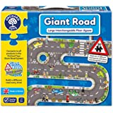 Orchard Toys Giant Road Floor Puzzle
