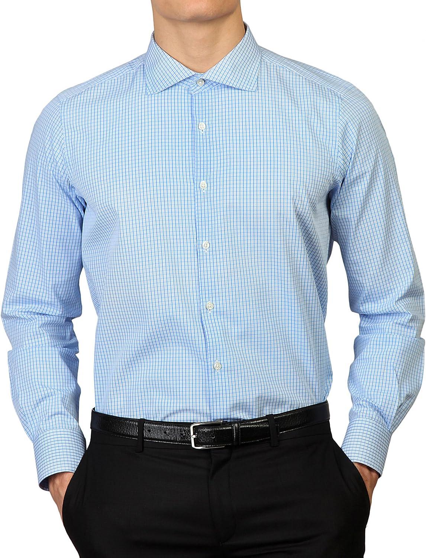 Camisa Royal Polo LIVERPOOL BLUETTE azul - hombre - 39 ...
