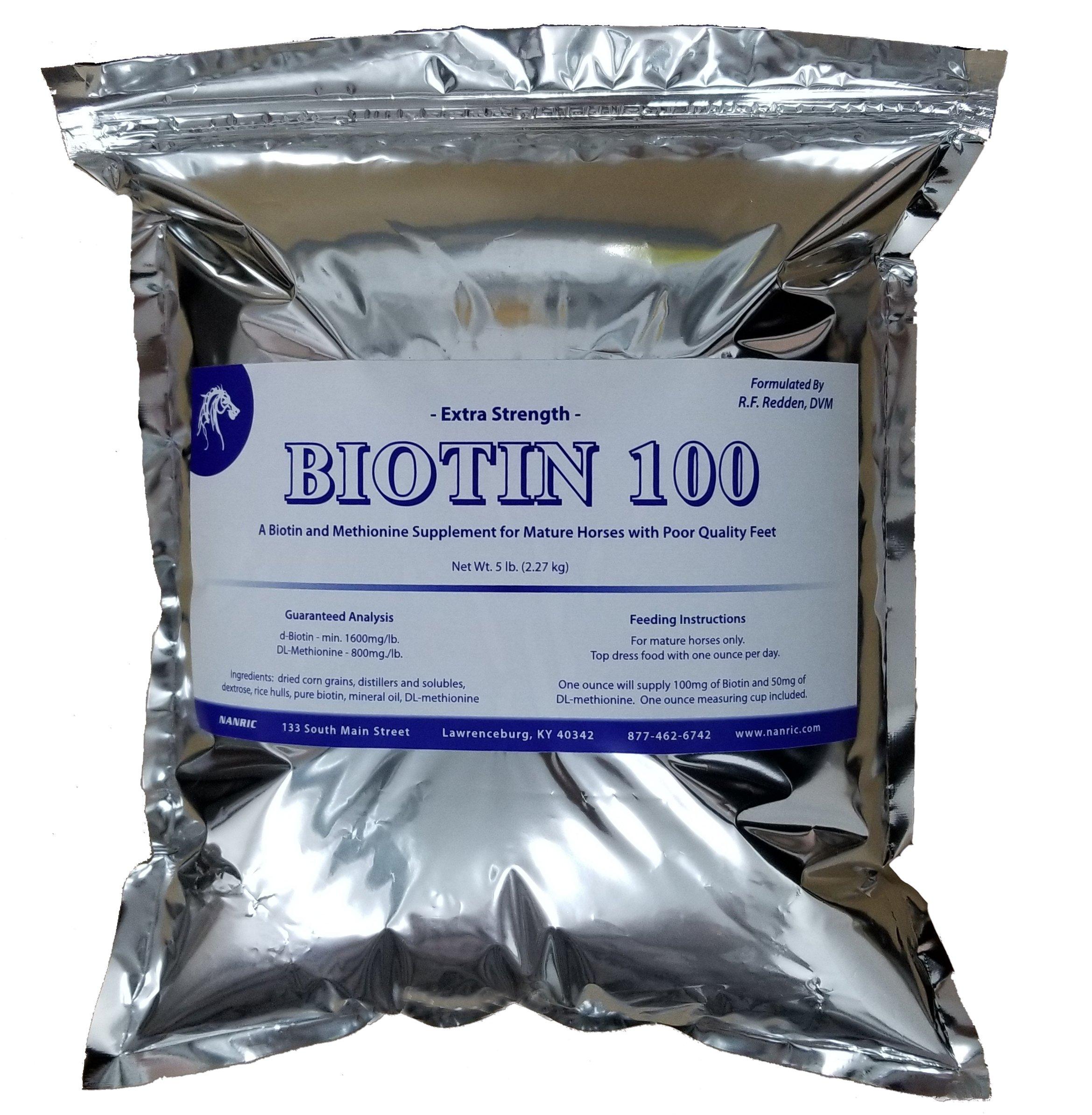 NANRIC BIOTIN100 Bag ONLY