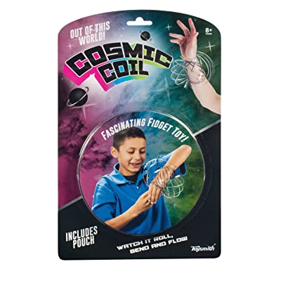 Toysmith Cosmic Coil Toy: Toys & Games