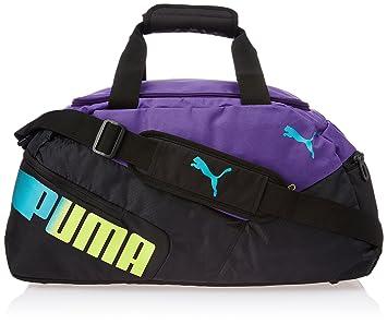 905b7f18157e Puma Evospeed Polyester Black Duffle Bag (7247701)  Amazon.in  Bags ...