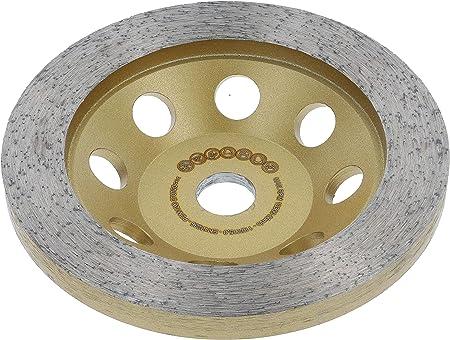 PRODIAMANT Qualit/é Premi/ère Disque Diamant /à Meuler Granit pour Makita PC1100-110 mm x 15 mm or PDX829.000