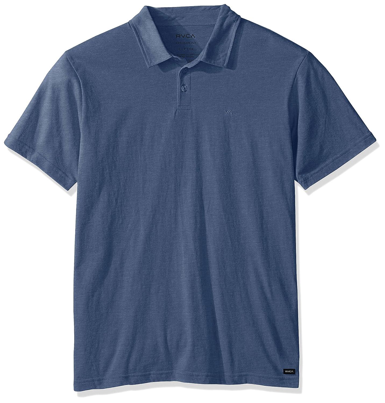 RVCA Mens Sure Thing Ii Polo Shirt