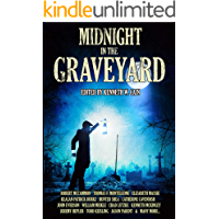 Midnight in the Graveyard book cover