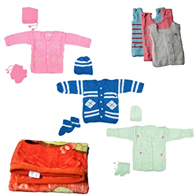 8fbc281b3 los angeles 5996a 96291 newborn baby sweater set for infant girl boy ...