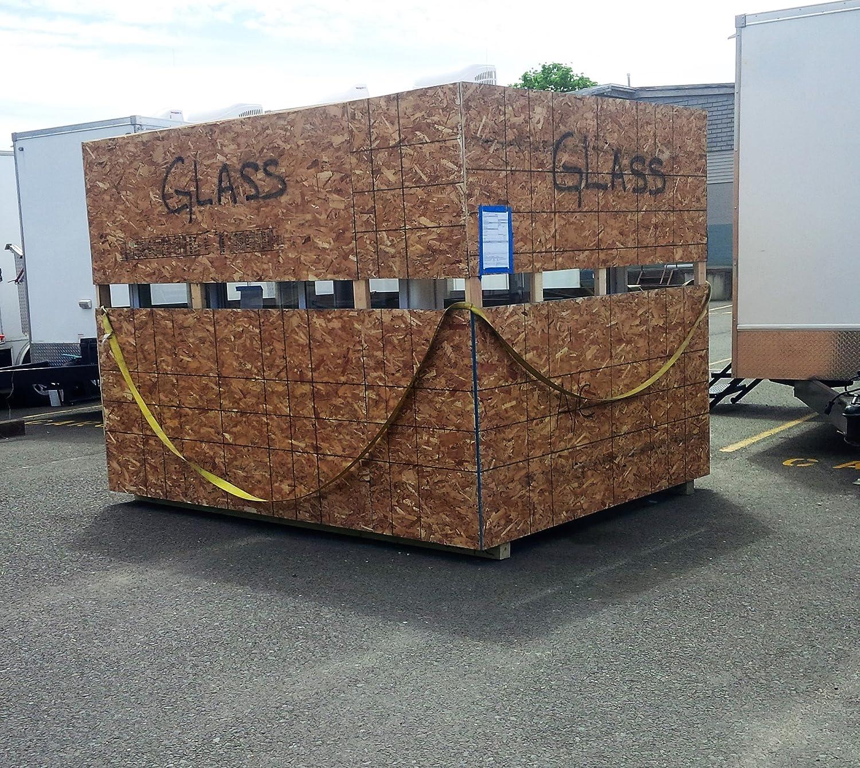 Amazon.com: prefabricadas 6 x 8 guardia de seguridad/Shack ...